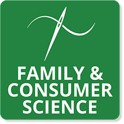 Family and Consumer Sciences Basic Icon