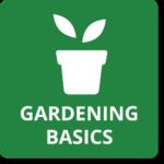 Gardening Basics icon